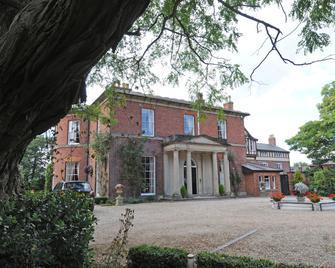 The Old Rectory - Shrewsbury - Gebäude
