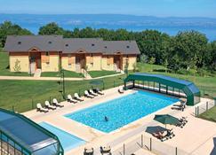 Garden & City Evian - Lugrin - Évian-les-Bains - Pool