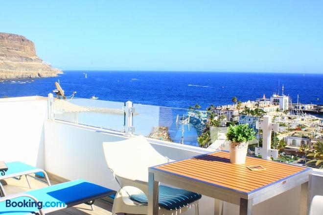 Bella Vista Sun Club - Puerto de Mogan - Balcony