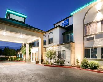 Best Western Woodland Inn - Woodland - Building