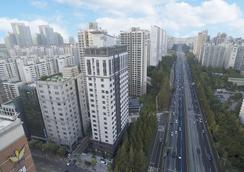 Hotel Artnouveau Seocho - Seoul - Outdoor view