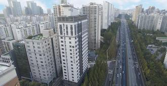Artnouveau Hotel Seocho - Seül - Vista exterior