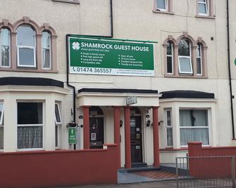 Shamrock Guest House - Gravesend - Building