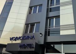 Hotel Vojvodina - Zrenjanin - Budynek