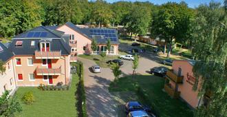 Das Hudewald Hotel & Resort - Koserow - Vista del exterior