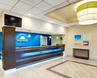 Days Hotel Toms River Jersey Shore - Toms River - Recepce