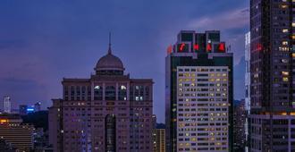 Hotel Canton - Cantón - Vista del exterior