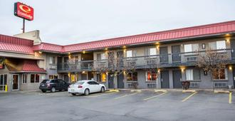 Econo Lodge Downtown - Salt Lake City - Rakennus