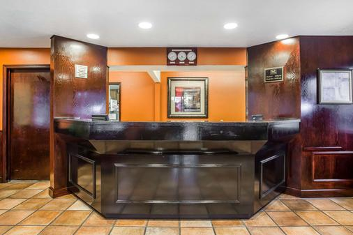Econo Lodge Downtown - Salt Lake City - Front desk