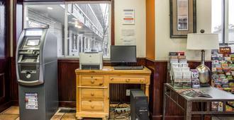 Econo Lodge Downtown - סולט לייק סיטי - נוחות החדר