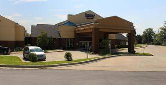 Fairfield Inn & Suites by Marriott Kansas City Liberty - Kansas City - Building