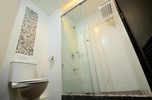 Starcity Hotel - Alor Setar - Μπάνιο
