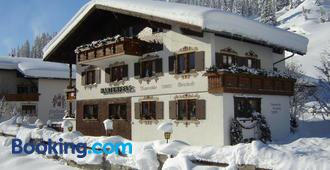 Pension Hartenfels - Lech am Arlberg - Edificio