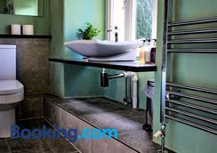 Lancrigg Hotel - Ambleside - Phòng tắm
