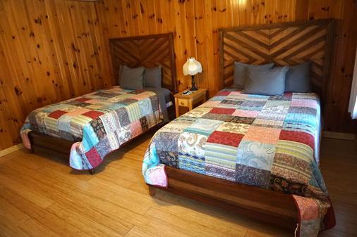 Marshall's Creek Rest Motel - Gatlinburg - Schlafzimmer