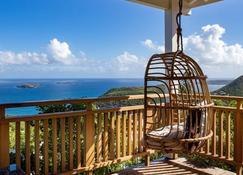 ホテル ヴィラ マリー セント バーツ - Gustavia - バルコニー