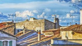 Hôtel & Spa Jules César Arles - MGallery - Αρλ - Θέα στην ύπαιθρο
