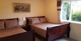 Yvr Vickies Bed And Breakfast - Richmond - Habitación