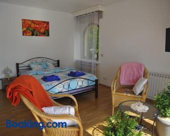 Helles Zi. Herzzentrum/GOP in 5min - Bad Oeynhausen - Bedroom