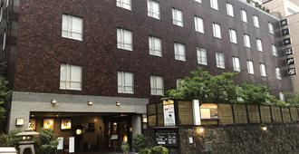 Hotel Edoya - Tokyo - Bâtiment