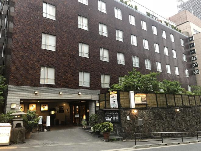 Hotel Edoya - Tokyo - Building