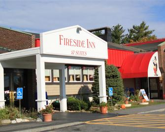 Fireside Inn & Suites Waterville - Waterville - Building