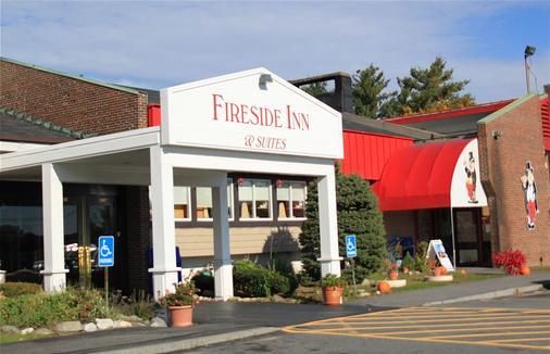 Fireside Inn & Suites Waterville - Waterville - Gebäude