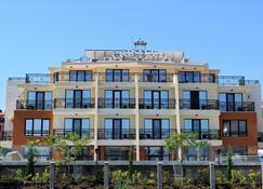 Hotel Cristiani - Sozopol - Building