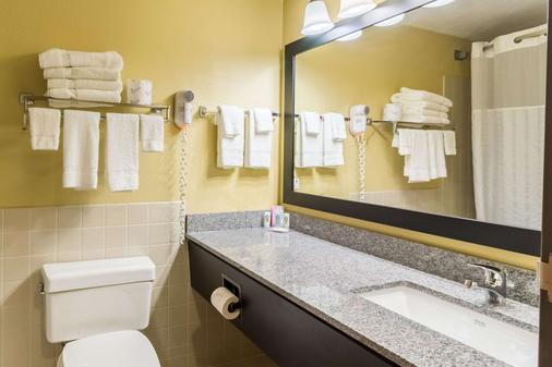Quality Inn and Suites Mayo Clinic Area - Rochester - Kylpyhuone