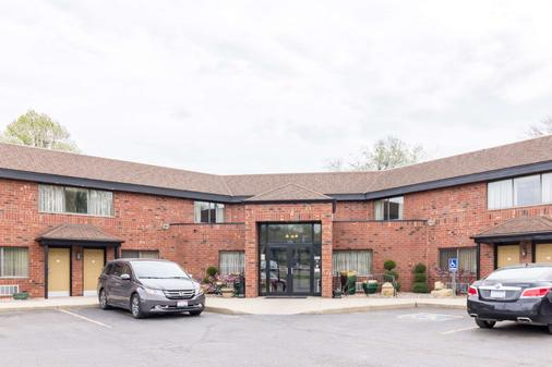 Quality Inn and Suites Mayo Clinic Area - Rochester - Rakennus