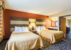 Quality Inn and Suites Mayo Clinic Area - Rochester - Makuuhuone