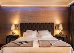 Gran Hotel Nagari Boutique & Spa - Vigo - Schlafzimmer