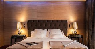 Gran Hotel Nagari Boutique & Spa - ויגו - חדר שינה