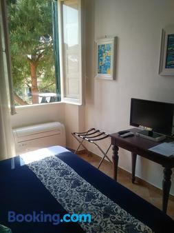 Hotel Miraggio - Fregene - Bedroom