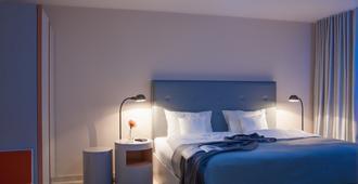 The Grey Hotel - Dortmund - Soveværelse