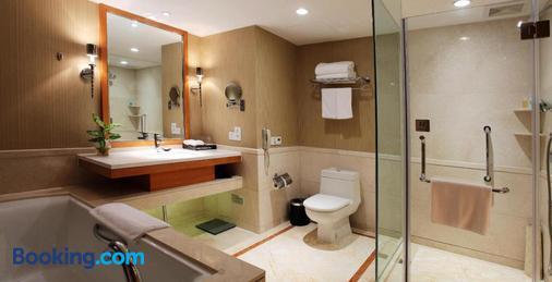 常州金陵江南大飯店 - 常州 - 浴室