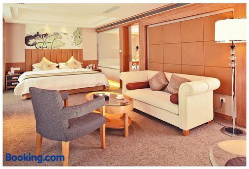 常州金陵江南大飯店 - 常州 - 臥室