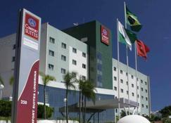 Comfort Suites Londrina - Londrina - Edifício