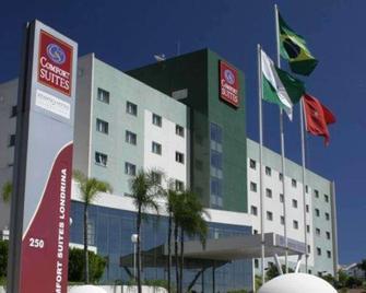 Comfort Suites Londrina - Londrina - Building