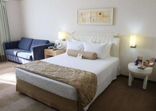 Comfort Suites Londrina - Londrina - Bedroom