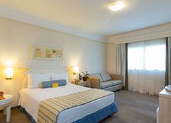 Comfort Suites Londrina - לונדרינה - חדר שינה