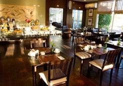 Comfort Suites Londrina - Londrina - Restaurant