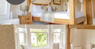 18 Craigmillar Park Guest House - Edimburgo - Habitación