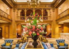Fairmont Olympic Hotel - Seattle - Seattle - Hall