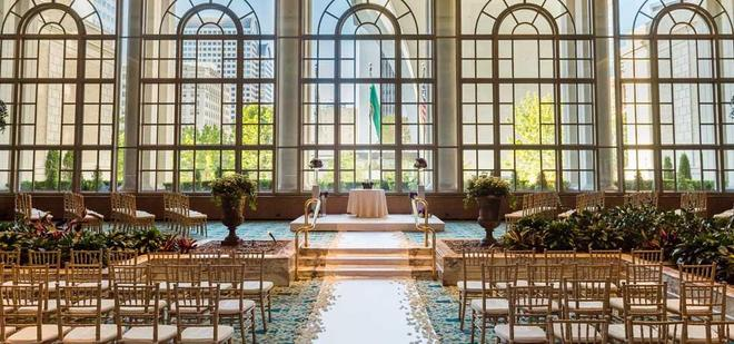 Fairmont Olympic Hotel - Seattle - Seattle - Banquet hall
