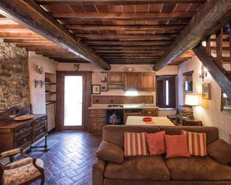 Castelletto DI Montebenichi - Monte Benichi - Living room