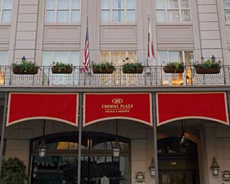 Astor Crowne Plaza New Orleans French Quarter - New Orleans - Edificio