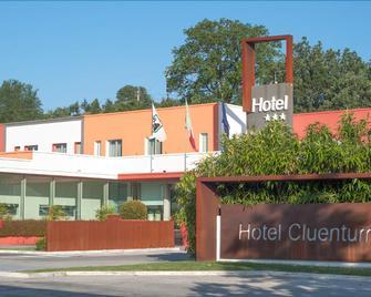 Hotel Cluentum - Tolentino - Building