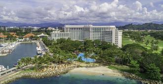 The Pacific Sutera Hotel - Kota Kinabalu - Edifício