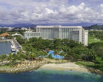 The Pacific Sutera Hotel - Kota Kinabalu - Building